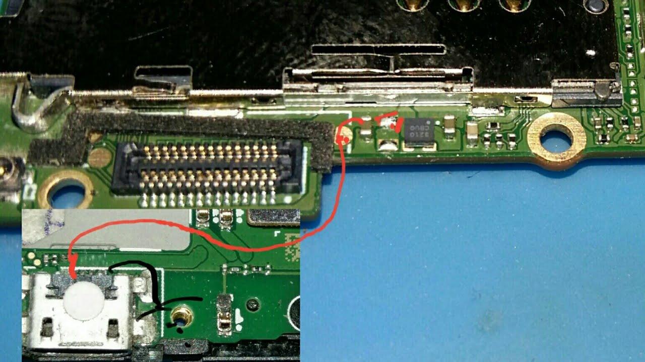 Xiaomi Redmi 4 Charging Ways Jumper Solution || Mi Redmi 4 Charging Problem  Solution