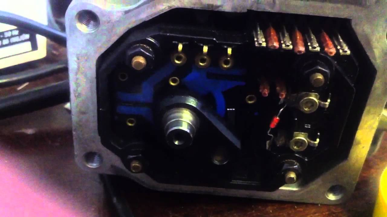 Vp37 Edc Pump Quantity Adjuster - YouTube