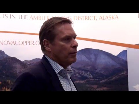 High-grade copper with strong support: NovaCopper CEO at PDAC