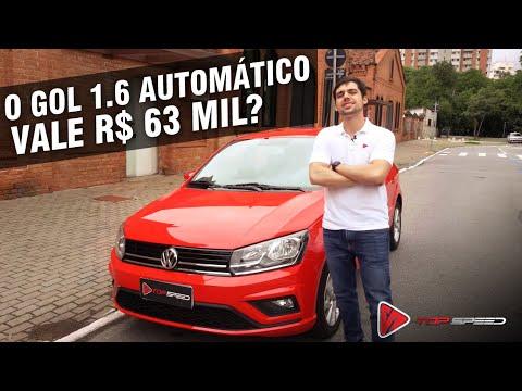 Vw Gol 1.6 MSI Automático Por 63 Mil, Vale A Pena?| Top Speed