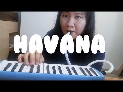 Havana - Camilla Cabello Ft. Young Thug   Cindy Felicia   Melodica Cover