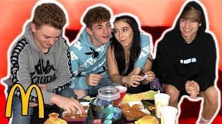 MUKBANG WITH MY GIRLFRIEND AND FRIENDS