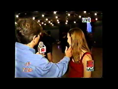 ITV Morning News Visits the University of Alberta Dance Club, September 28 1999