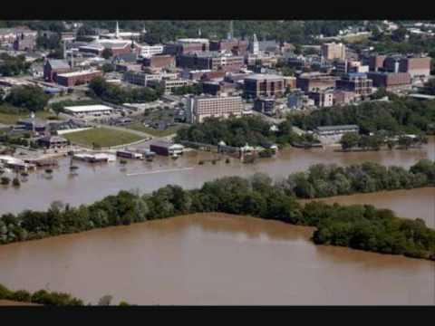 Clarksville, TN flood May 2010