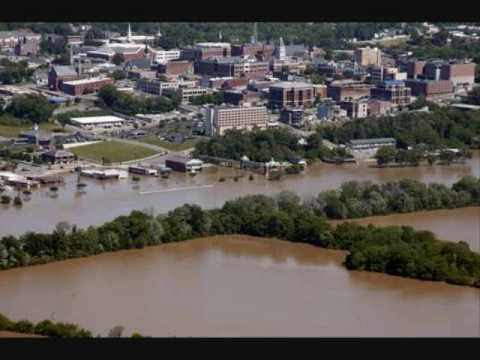 Clarksville, TN flood May 2010
