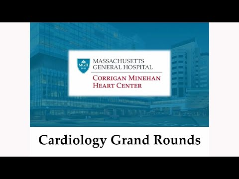 CARDIOLOGY GRAND ROUNDS PRESENTER INTERVIEW: DAVID SOSNOVIK, MD