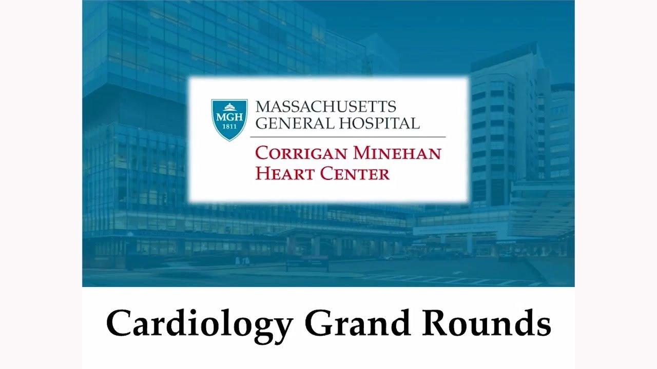 CARDIOLOGY GRAND ROUNDS PRESENTER INTERVIEW: DAVID SOSNOVIK, MD #cardiology