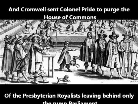 Cromwell Monty Python