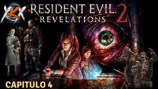 RESIDENT EVIL REVELATIONS 2 - UNA GRAN PERDIDA. ESCAPA DE LA TORRE!!