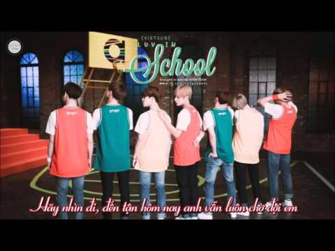 [VIETSUB] [O!RUL8,2?] BTS - Outro : Luv In Skool