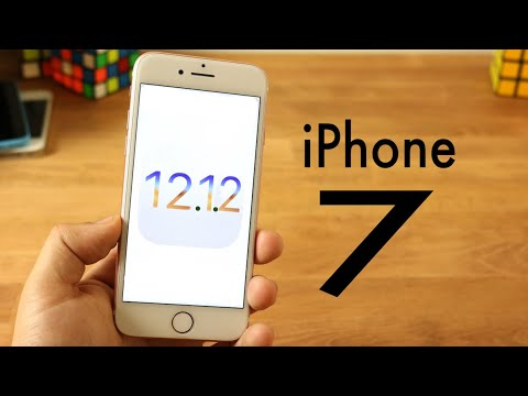 ios 12.2 review iphone 7