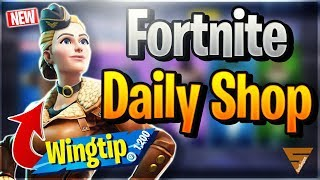 Fortnite Daily Shop *NEW* WINGTIP & CLOUDBREAKER SKIN (12 Dezember 2018)