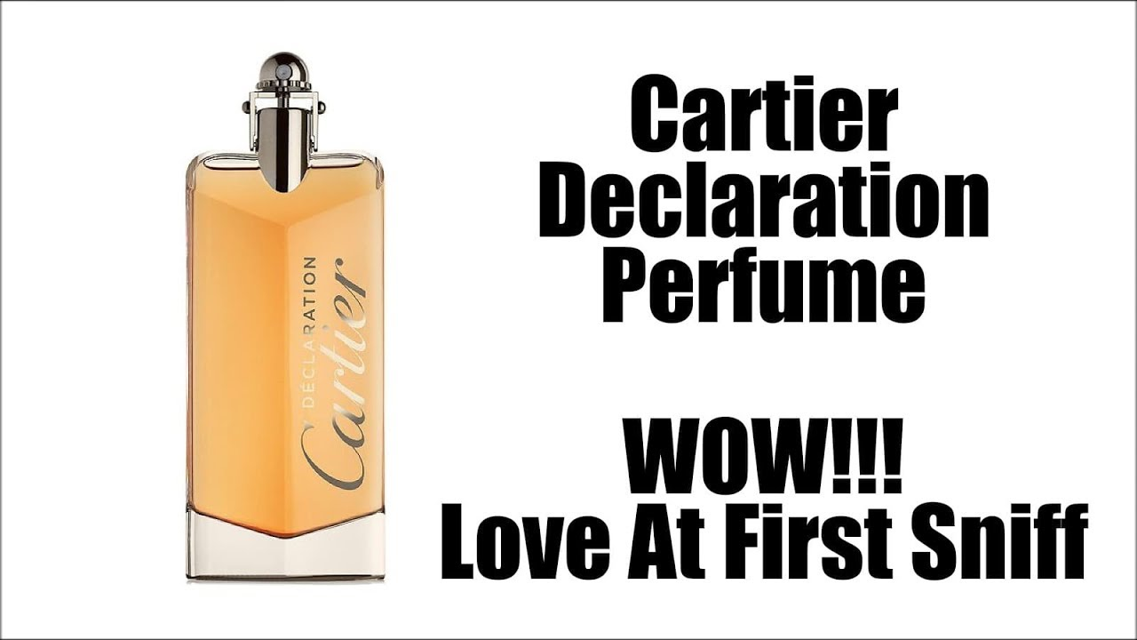Mystery Declaration Fail Cartier Unboxing ThisUpdate On Perfume ParfumWowlove OkuTXPZi
