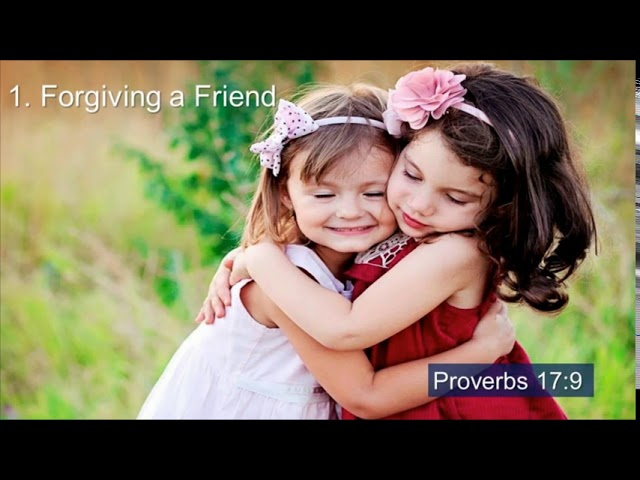 Ps Darin Browne - Forgiveness : Part 3