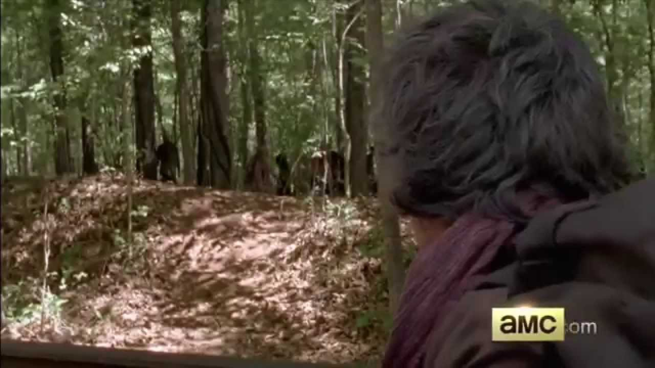 Ring In 2014 With New Season 4 Footage From THE WALKING ... |The Walking Dead Season 5 Judith