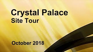 London | Crystal Palace Caravan & Motorhome Club Site Tour