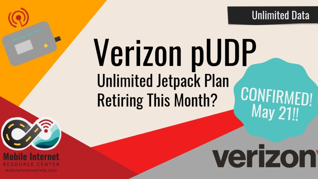 Go Business Mobile Plan $65 Confirmed Verizon S 65 Mo Prepaid Unlimited Jetpack Plan Is Retiring On May 21