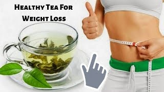 How To Lose Weight Fast and Easy - NO EXERCISE/Over 30 Pounds/  Drinking Healthy Tea For Weight Loss