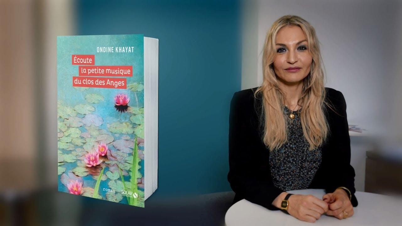 Ondine Khayat aborde le thème de l'hypersensibilité et de l'amour