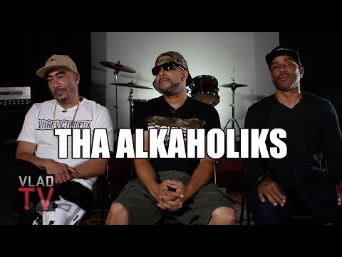 Tha Alkaholiks on How They Formed as a Group, King Tee & DJ Pooh Helping
