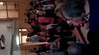 Langmyra 3. klasse Linus i svingen songen, Nordstoga