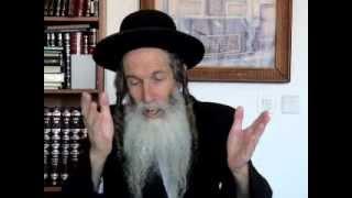 Rav Ehud Sadeh Breslev Kabbalah 1