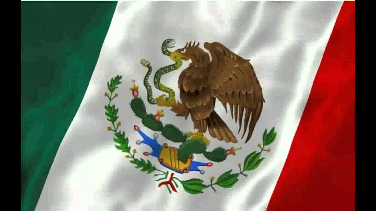 Mexico Flag - images - YouTube