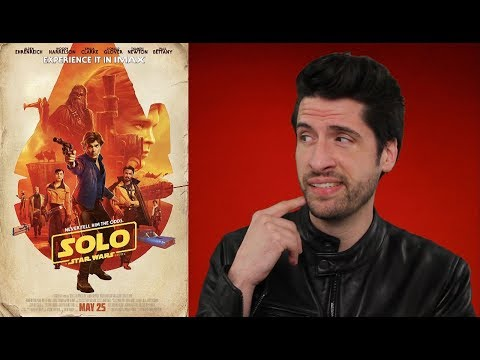 Solo: A Star Wars Story - Movie Review