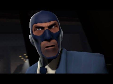 """Team Fortress 2: Представляем класс - Шпион ( Обновление """"Снайпер против Шпиона"""" )"""