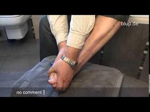 bluptv: Amputierte Zehen - YouTube