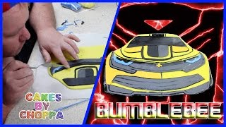 Transformers | Bumblebee Cake (How To)