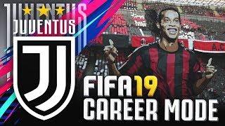 FIFA 19 JUVENTUS CAREER MODE - AC MILAN AT THE SAN SIRO!!! #4