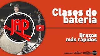 Gambar cover Clases de batería - Brazos más rápidos