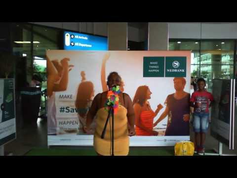 Busi Zulu | Nedbank Karaoke