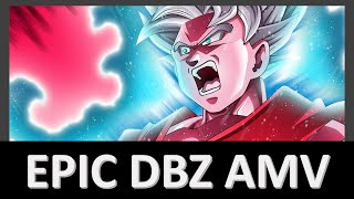 Dragon Ball Z Epic AMV - Disturbed- Inside the Fire. Truly Motivational!  skuxxx27