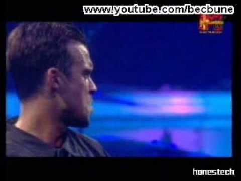 Robbie Williams  Ser mejor español