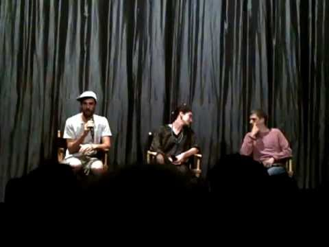 Crystal Fairy Q&A with Michael Cera, Gaby Hoffman, and Sebastian Silva