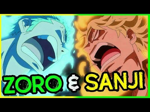 SANJI & ZORO: A Rivalry For The Ages