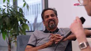 Oleg Lights interviews billionaire bootstrapper Sridhar Vembu