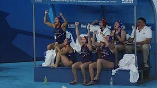 Дневники Чемпионата Мира 2015. 28 июля. Водное поло и прыжки в воду (KAZAN 2015 TV)