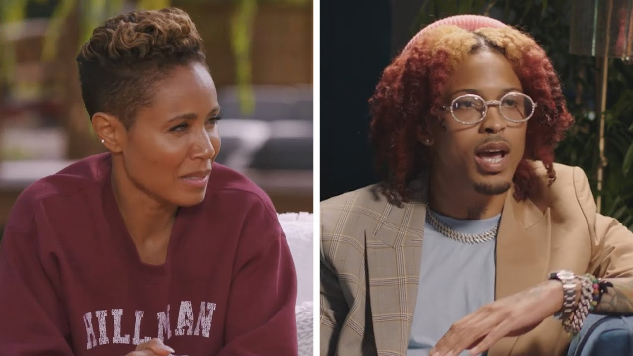 Jada Pinkett Smith SPEAKS OUT Amid August Alsina Drama - Entertainment Tonight