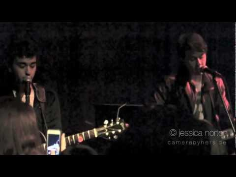 Thump Thump Thump - Nat & Alex Wolff - 2/17/13 - Nuyorican Poets Cafe