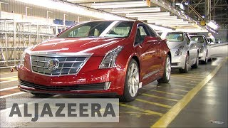 General Motors to lay off workers at Detroit plant