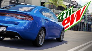 MOUNTAIN DEW CAR PACK 1/2 - REVIEW - FORZA HORIZON 3