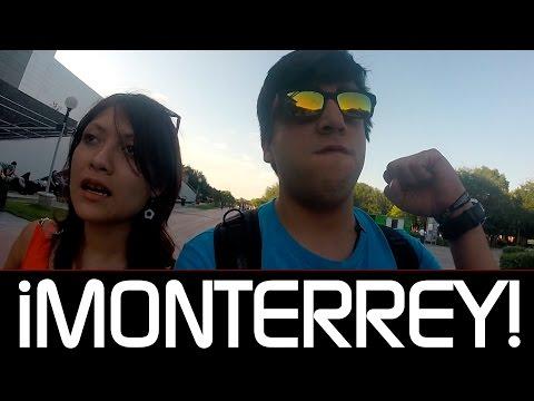 ✈ ¡De VISITA en MONTERREY! ✈ | ¡Conociendo a los FANS en Parque Fundidora!