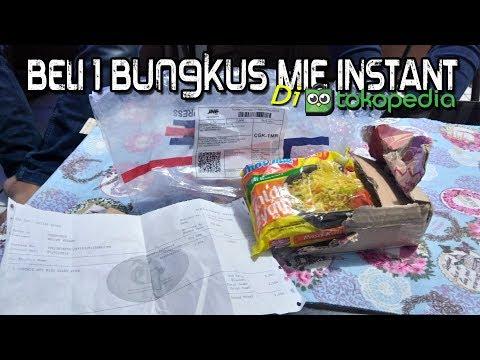 Beli 1 Bungkus Mie Indomie di Tokopedia ( No CLICKBAIT)