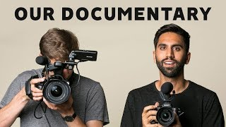 Making a Colin and Samir Documentary