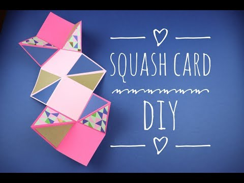 Squash Card DIY - Crafts n' Creations