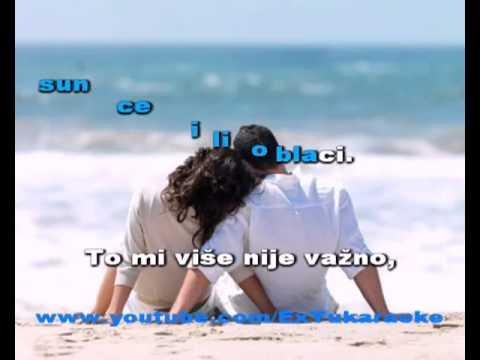 Toni Cetinski - Blago Onom Ko Te Ima Karaoke.Lajk.In.Rs