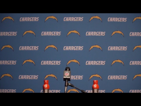 #Chargers LIVE: Philip Rivers postgame press conference.